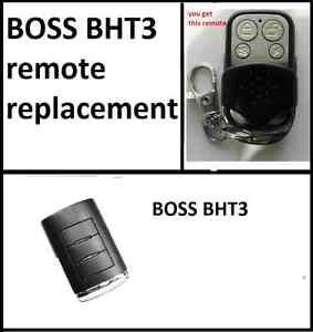 Garage Remote Control Suit Boss Bht3 Ht3 Ol5 Ol6 Bol6 Brd9