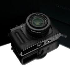 GARIZ Leather Case Grip Leica DLux D-Lux HG-DLUXBK Black