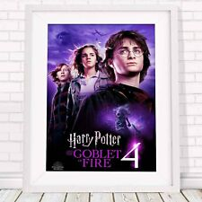Harry Potter Goblet of Fire Large Movie Poster Art Print A0 A1 A2 A3 A4 Maxi