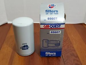 CarQuest Oil Filter 85607 Engine Vehicle Automobile Truck Replacement Parts