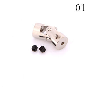 2//2.3//3//3.17//4mmBoat Car Shaft Coupler Motor connector Universal Joint Coupling