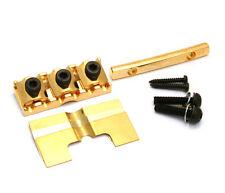 "Gold Gotoh Floyd Rose® (R2) 1-5/8"" Locking Guitar Nut Bottom Mount FGR-1GG"