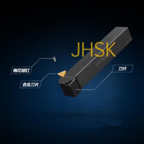 STFCR2020K11 20x125mm Lathe External Turning Tool Holder FOR TCMT1102 INSER