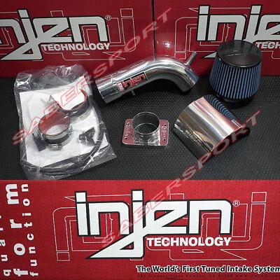 Injen IS Polish Short Ram Air Intake kit for 1992-1995 Lexus GS300 SC300