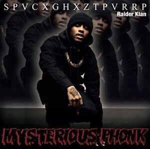 Spaceghostpurrp-Mysterious-Phonk-The-Chronicles-Of-Spaceghostpurrp-New-CD