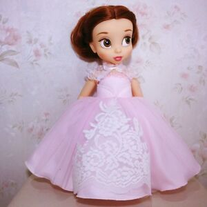 "Handmade outfit Fun Costume tutu dress for Disney animator 16/""Toddler doll # 5"