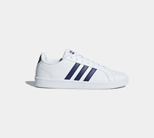 Details about Men's Adidas Cloudfoam Advantage B43648 Trainers White UK 6-11