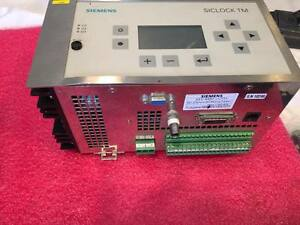 siemens 2xv9450 1ar22 siclock tm plant 24 90v dc ebay rh ebay com siemens siclock tm manual