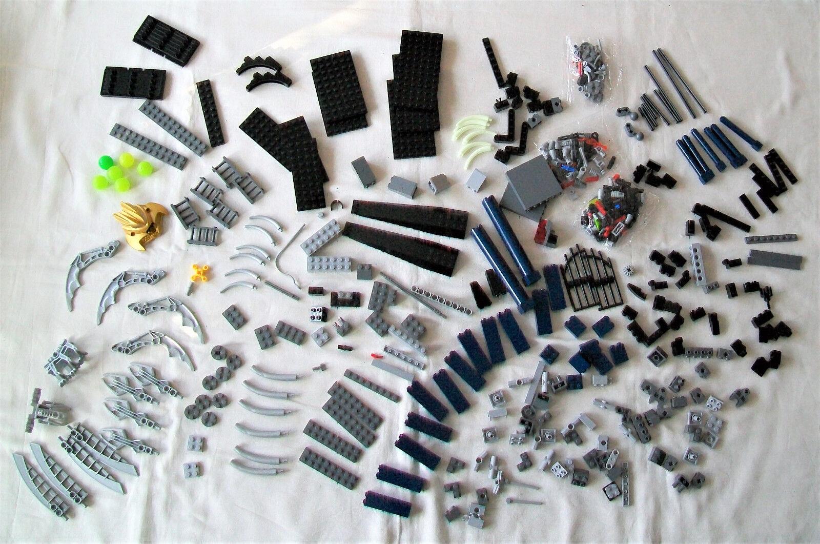 LEGO Bionicles   Technics - Bulk Lot Comprising Varied Selection of Pieces