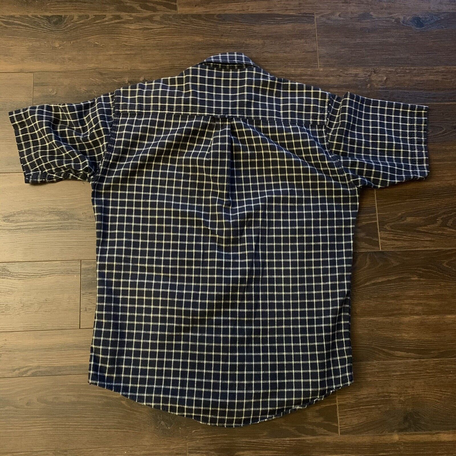 Vintage Men's WOOLRICH JOHN RICH AND BROS.  Shirt… - image 2