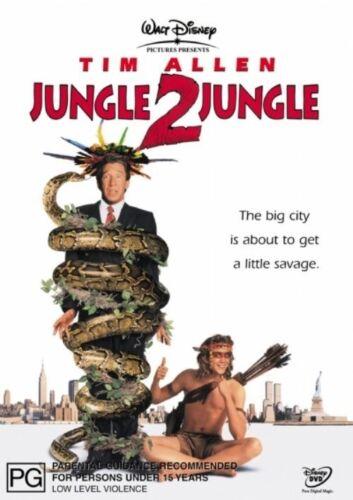 1 of 1 - NEW JUNGLE 2 JUNGLE DVD R4