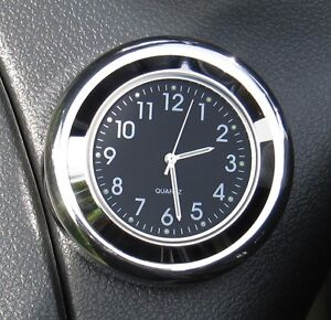 british made classic car dashboard clock seiko instrument ebay. Black Bedroom Furniture Sets. Home Design Ideas