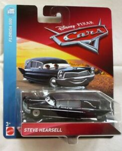 Disney Pixar Cars Steve Hearsell 2019 New In Package Diecast One Of
