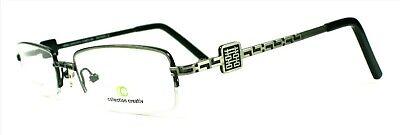 1x Brille Brillenfassung Collection Creativ Mod 1222 Col 310 Silber Farbig Um Sowohl Die QualitäT Der ZäHigkeit Als Auch Der HäRte Zu Haben