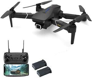 Eachine E520S Drone 4K HD Cámara Plegable GPS Return Home 5G Wi-fi FPV video en vivo