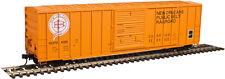 NEW ORLEANS PUBLIC BELT RR FMC 5347 SINGLE DOOR BOXCAR BY ATLAS HO-SCALE-SHARP!
