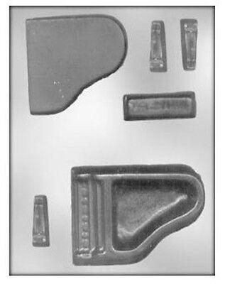 PIANO CHOCOLATE MOLD - 9013930 - ASSORTMENT - CHOCOLATES MAKING MOLDS