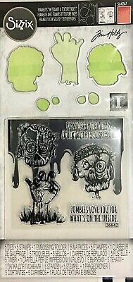 Sizzix Tim Holtz Zombies 564267