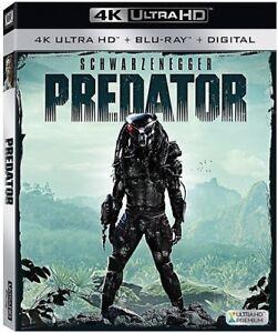 Predator [New 4K UHD Blu-ray] With Blu-Ray, 4K Mastering, Dolby, Digital Theat