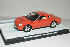 Modellauto 1:43 James Bond 007 Ford Thunderbird *die another day Nr. 27