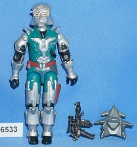 G.I.JOE ACTION FORCE FIGURE COBRA COMMANDER V3 FROM 1987