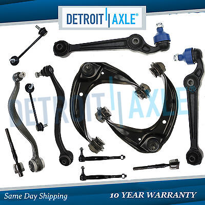 Front Suspension kit 2 Upper and 2 Lower Ball joints 12 month warranty