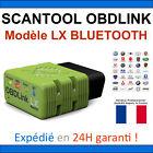 Pack: ELM327 16 bits (OBDLink LX BLUETOOTH) + Logiciel OBDwiz version française