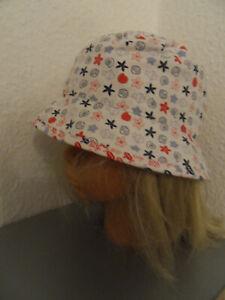 Mount Hood Jungen Kappe mit Nackenschutz Phoenix Sonnenhut Hut UV-Schutz Gr 53