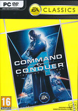 Command and Conquer 4 Tiberian Twilight for PC Brand New Factory Sealed