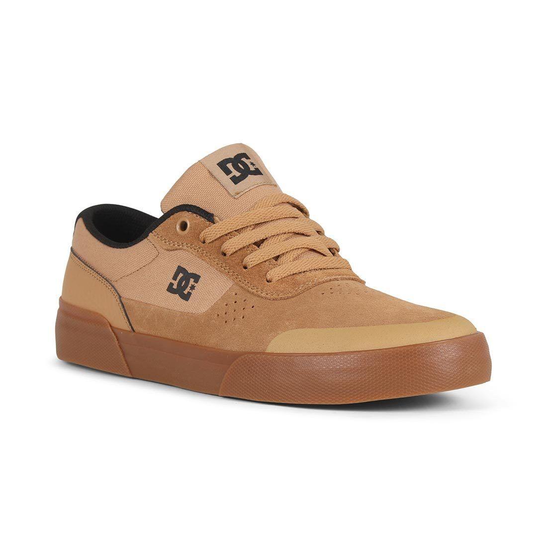 DC Schuhes Switch Plus S - Braun / Gum