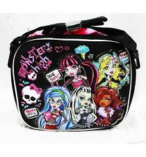 NWT Monster High Insulated Lunch Box Bag Licensed by Mattel Limted Qty !!!!