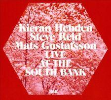 KIEREN HEBDEN STEVE REID MATS GUSTAFSSON Live At The South Bank 2 CD SET