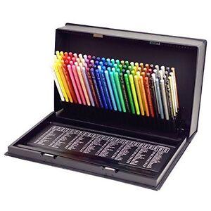 MITSUBISHI CRAYON UNI Crayons de couleur 100 Couleurs Set from Japan New DHL//FedEx