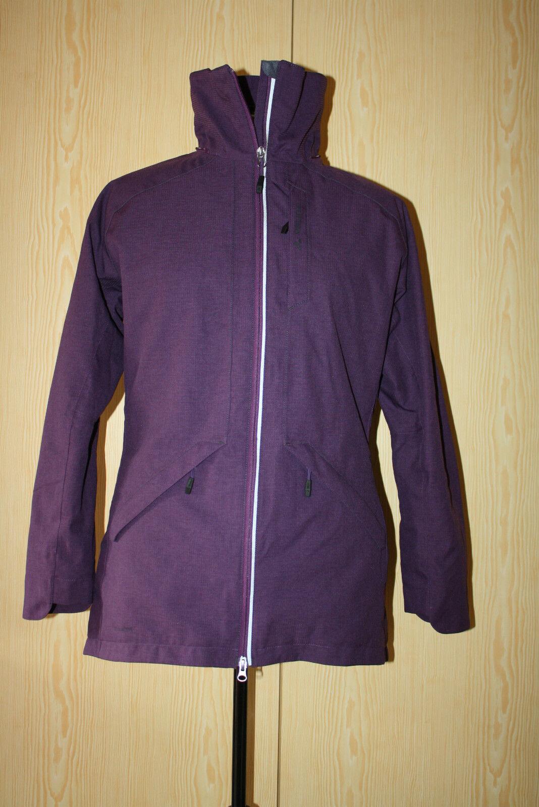 VAUDE Damen Jacke damen Homy Padded Jacket, Amethyst, 44, XL, 04816,  180 EU