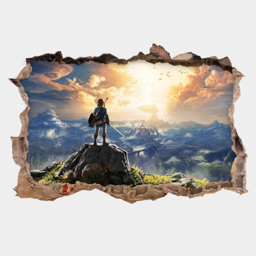 Legend of Zelda Wall Sticker
