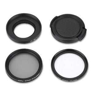 CPL-UV-37mm-Filter-Circular-Lens-Protector-for-Xiaomi-YI-Gopro-Sports-Camera-SP