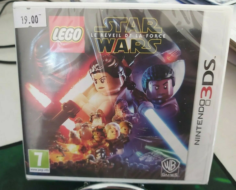 Lego Star wars 3ds ( Neuf Sous Blister) - Avis StarWars