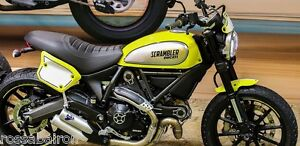 Details About Kit 2 Adhesives Ducati Scrambler Mm180 X 65 Stickers Aufkleber Pegatinas