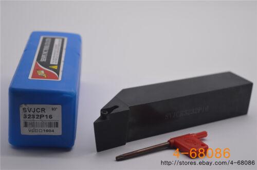 SVJCR3232P16 lathe turning Tool Holder For VBMT1604  32mm*170mm