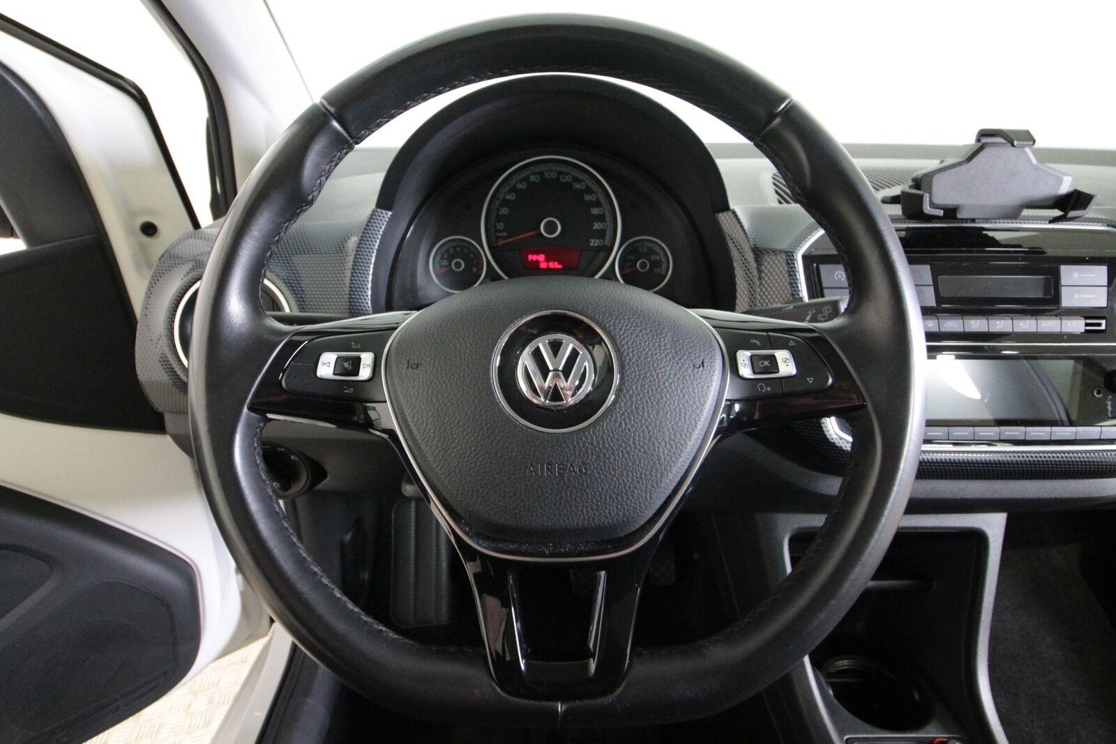 VW Up! MPi 60 White Up! BMT