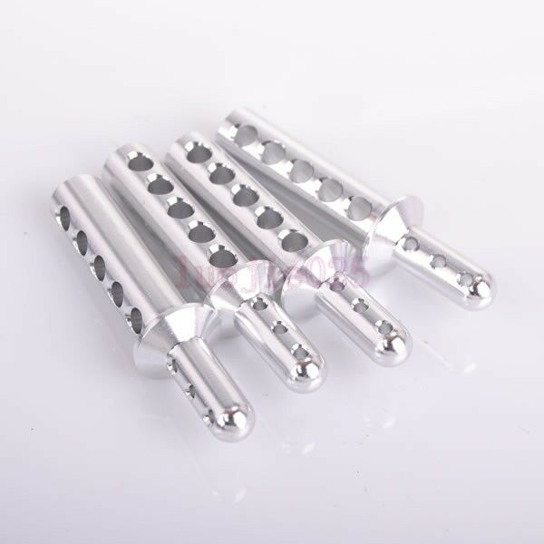 108037 HSP Body Post aluminum For RC 1/10 Model Car Silver Upgrade Parts 188037