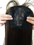 Popular-New-Synthetic-Hair-Topper-Top-Toupee-Hairpiece-with-Hair-Bangs-for-Women thumbnail 6