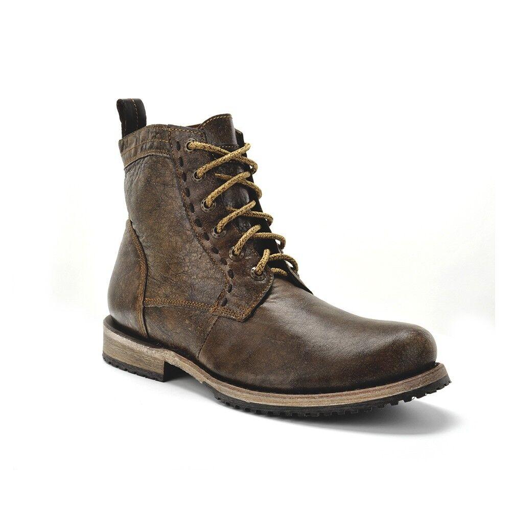 2E12CB Cuadra Casual Ankle stivali handmade  by Cuadra stivali -