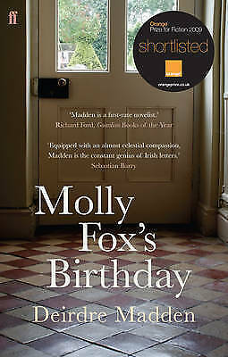 1 of 1 - Molly Fox's Birthday by Deirdre Madden (Paperback) New Book