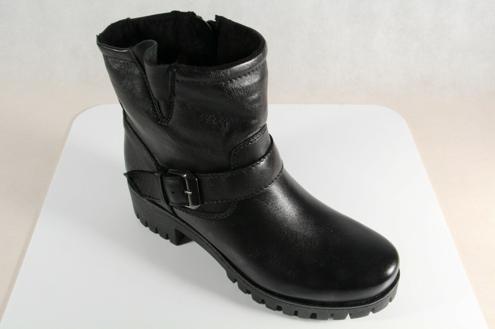 s.Oliver Damen Stiefelette Stiefel  Winterstiefel schwarz mit Reißverschluß  Stiefel NEU bf197f