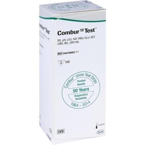 COMBUR 10 Test Teststreifen 100 St