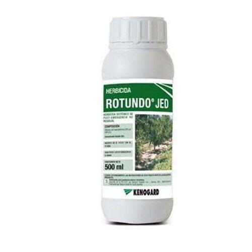 Herbicida total sistémico no residual contra malas hierbas ROTUNDO TOP JED 500ml