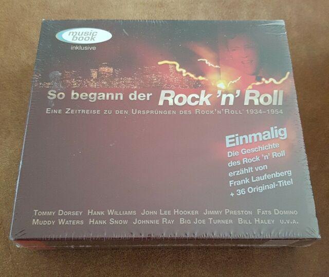 So Begann der Rock 'N' Roll von Various | CD | Neu. OVP