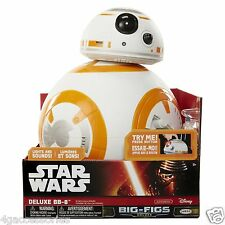 """Star Wars The Force Awakens Giant Size 18"""" Deluxe BB-8 Action Figure In Stock!"""