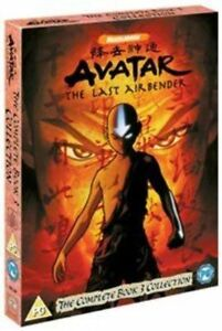 avatar the last airbender the complete book 3